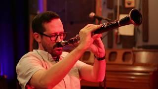 Jeremiah Cymerman - solo clarinet/electronics - at Footlight, Brooklyn - Oct 10 2018