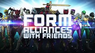 Power Rangers: Legacy Wars now on mobile