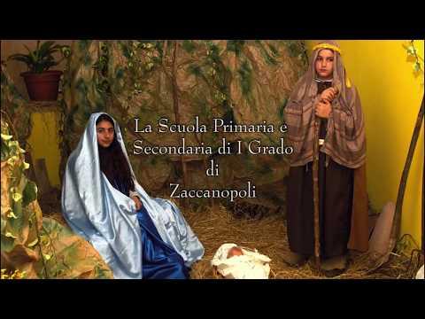 Presepe Vivente-Scuola Primaria-Secondaria I Grado-Zaccanopoli-21-12-2016