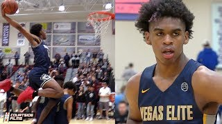 Josh Christopher NEW MIXTAPE! SWAGGIEST Player in High School Basketball!