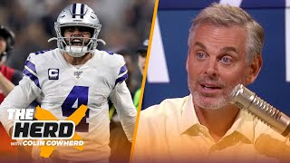Blazin' 5: Colin Cowherd's picks for NFL Week 1 | THE HERD
