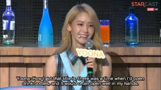 [ENG SUB] Who's the Strongest SNSD Member? - SNSD Party @ Banyan Tree