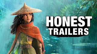 Honest Trailers | Raya & The Last Dragon