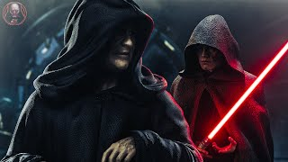 Lucasfilm Just Made Anakin and Luke KILLING Palpatine in a Vision CANON (EPIC)