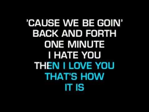 Baixar Chris Brown ft  Nicki Minaj   Love More Karaoke