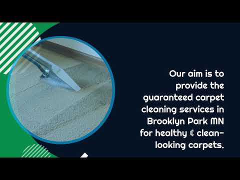 Professional Carpet Cleaning Services Brooklyn Park MN