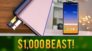 Galaxy Note 9 // Real World Usage Mini Review!