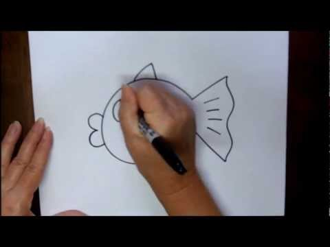It is a photo of Lucrative Easy Toddler Cartoon Drawing