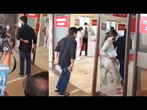 Sai Dharam Tej accident: Ram Charan, Upasana visit Apollo Hospital