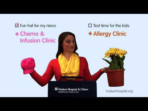 Hudson Hospital & Clinics | Specialty Clinics