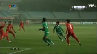 U23 Việt Nam vs U23 IRAN cảm súc vỡ òa