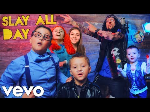 FUNnel Vision 🎵 SLAY ALL DAY (Official Music Video)