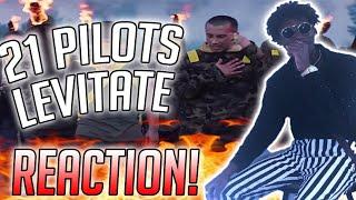 21 Pilots - Levitate REACTION VIDEO!