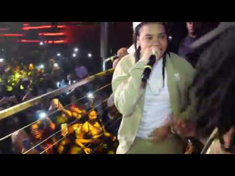 YOUNG M.A UNSEEN FOOTAGE PERFORMING AT STAGE 48