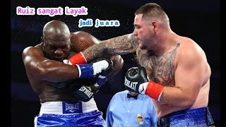 TOP 10 ANDY RUIZ KNOCKOUTS