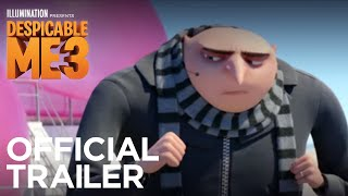 Gru i Minionsi se vraćaju Objavljen trailer za 'Despicable Me 3'