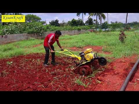 Petrol cultivator manufacturer in India
