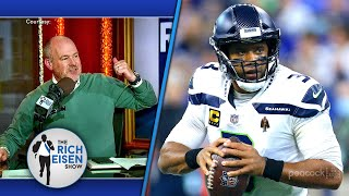 Rich Eisen on the Strong NFC West & Pete Carroll Letting Russ Cook | The Rich Eisen Show