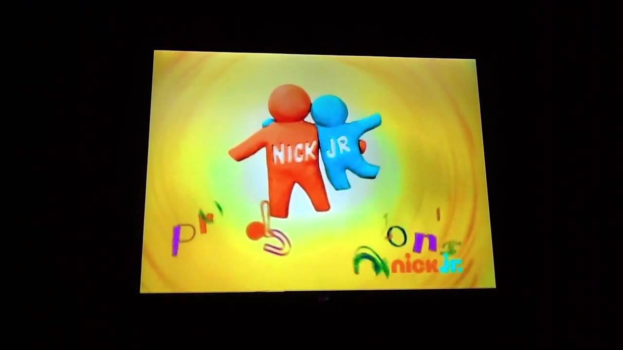 Nick jr. Productions Logo 2000 i like sephermo - YouTube