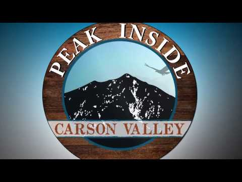 Peak Inside Carson Valley - Fish Springs Wild Horses