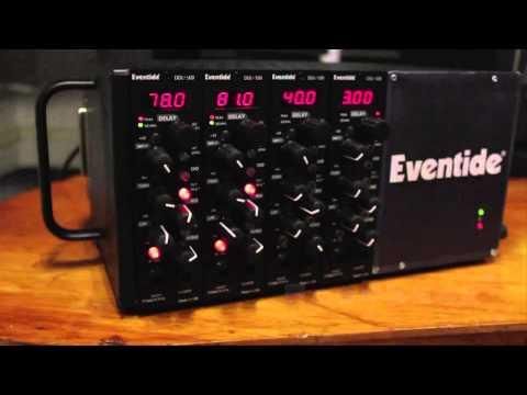Introducing Eventide DDL-500 Delay