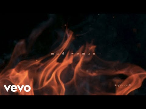 Taylor Swift – mad woman (Official Lyric Video)