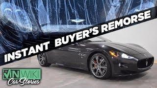 Mama says unwind the Maserati deal