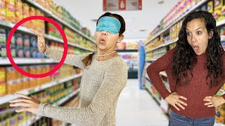 I will BUY ANYTHING in your AISLE...BLINDFOLDED!