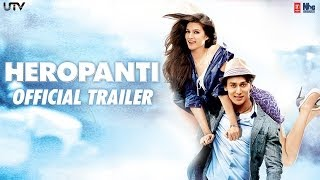 Heropanti Official Trailer - Introducing Tiger Shroff