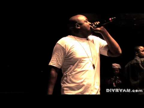 JADAKISS - ALL FOR THE LOVE / WILD OUT  (LIVE @ NORTH PHILLY HIP HOP RELAYS 4/23/10)