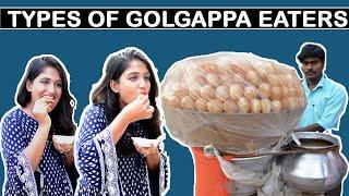 Type of Golgappa Eaters || Comedy Video 😂😂