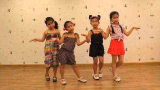 Kiyomi - Uyên Nhi, Trang Thư, Bảo Ngân, Uyên Khanh