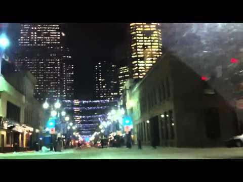 Calgary nightlife