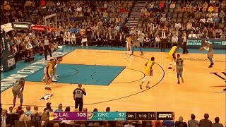 How The Lakers Play Defense 2017-2018