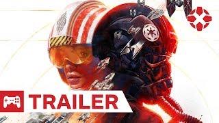 Star Wars: Squadrons – bejelentő előzetes