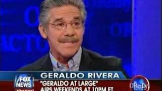 """Geraldo: Michael Jackson Was A """"Normal, Competent"""" Father"""