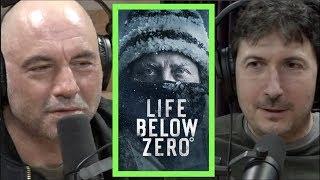 Why Glenn Won't Be on Life Below Zero Anymore | Joe Rogan