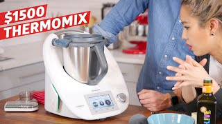 Testing Three Recipes on the Legendary $1,500 Thermomix — The Kitchen Gadget Test Show