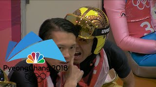 The weirdest and wackiest moments from the PyeongChang Games