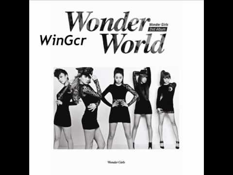 Wonder Girls  - 04. Me, in