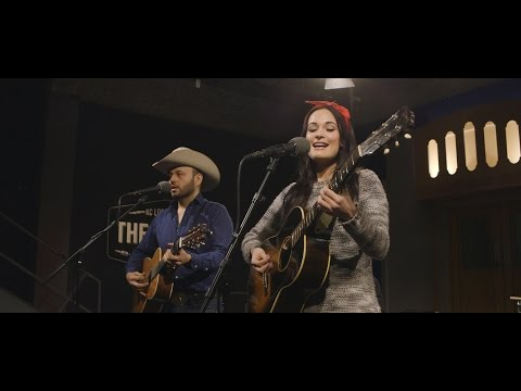 Kacey Musgraves - 'High Time'   The Bridge 909 in Studio