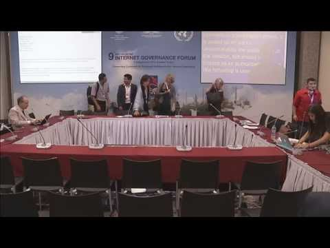 IGF 2014: Dynamic coalition on Core Internet Values