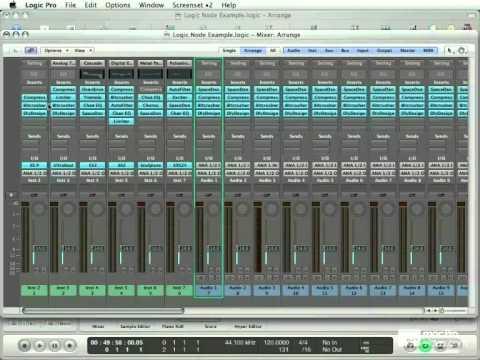 Logic 303 Intro to Logic Node