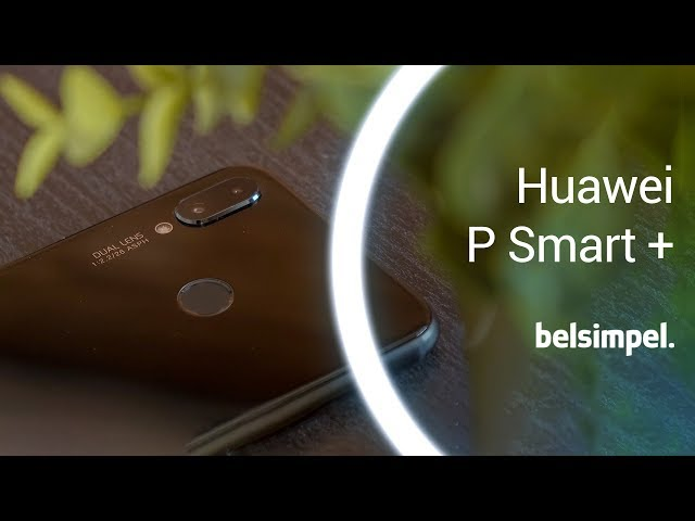 Belsimpel-productvideo voor de Huawei P Smart+ Black