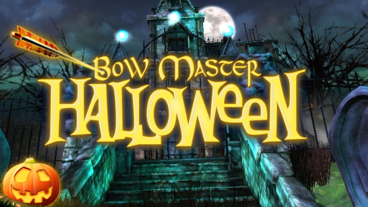 bow master halloween - bow master halloween game videos