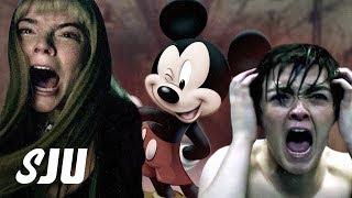 Disney Buries Fox and New Mutants | SJU