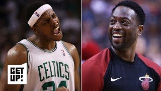 Dwyane Wade is better than Paul Pierce seven days a week - Sean Farnham | Get Up!