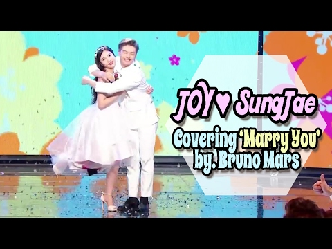 [We Got Married Behind] 성재♥조이 미공개컷 - Bbyu 'marry you'