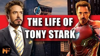The Life of Tony Stark: A Tribute to Iron Man (MCU Explained)