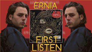 ERNIA - 68 (TILL THE END) (Album Reaction)